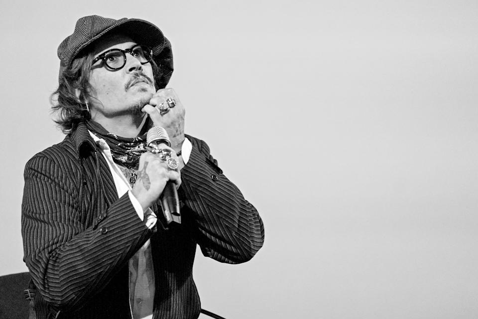 Johnny Depp (Getty Images)