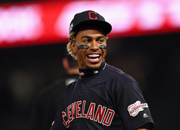Francisco Lindor and the Mets seem like a great fit for a long-term deal. (Photo by John Cordes/Icon Sportswire via Getty Images)