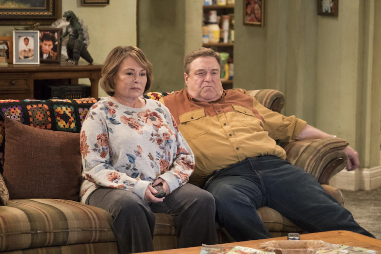 Roseanne Barr says her 'Conners' character gets killed off by opioid overdose