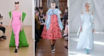 <p>The bigger the better this season when it comes to accessorising. Though Emilia Wickstead's floor-grazing bows may not work off the runway, tying up your shirt sleeves in dainty knots à la Delpozo is sure to win over the likes on Instagram. <em>[Photo: Getty]</em> </p>