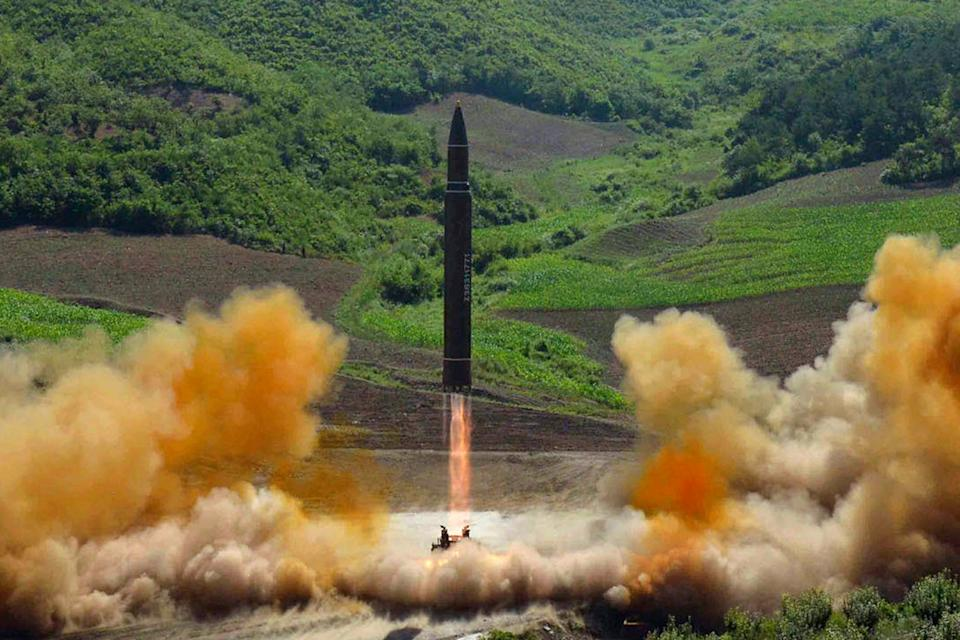 The meeting is intended to focus on encouraging North Korea to get rid of its nuclear weapons (AP)