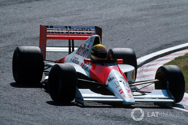 "McLaren-Honda MP4/5B: 6 victorias<span class=""copyright"">Sutton Motorsport Images</span>"