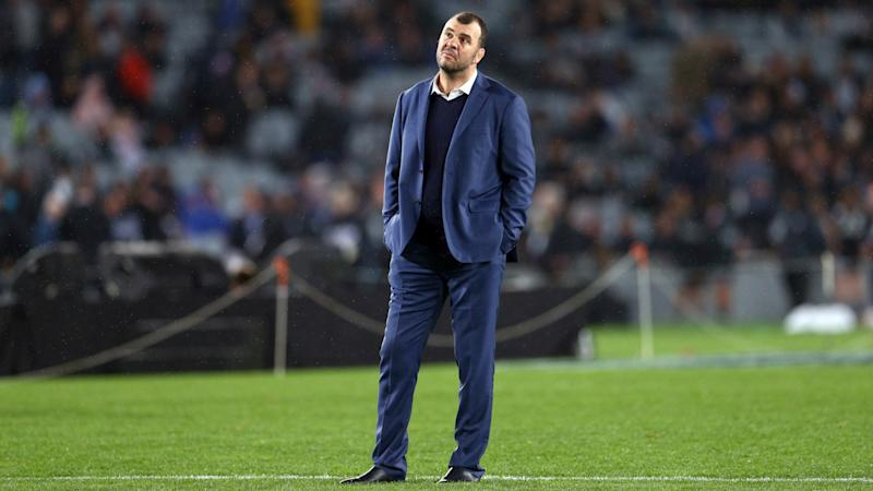 Cheika: Australia must take Bledisloe Cup blow on the chin