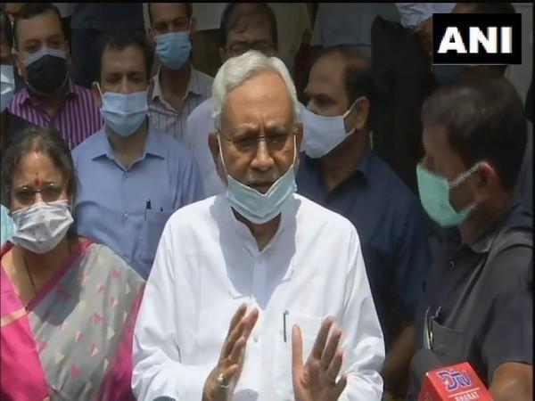 CM Nitish Kumar expresses his grief over the barabanki bus accident