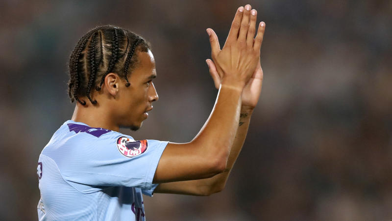 Bayern Munich agree €60m deal to sign Leroy Sane from Man City