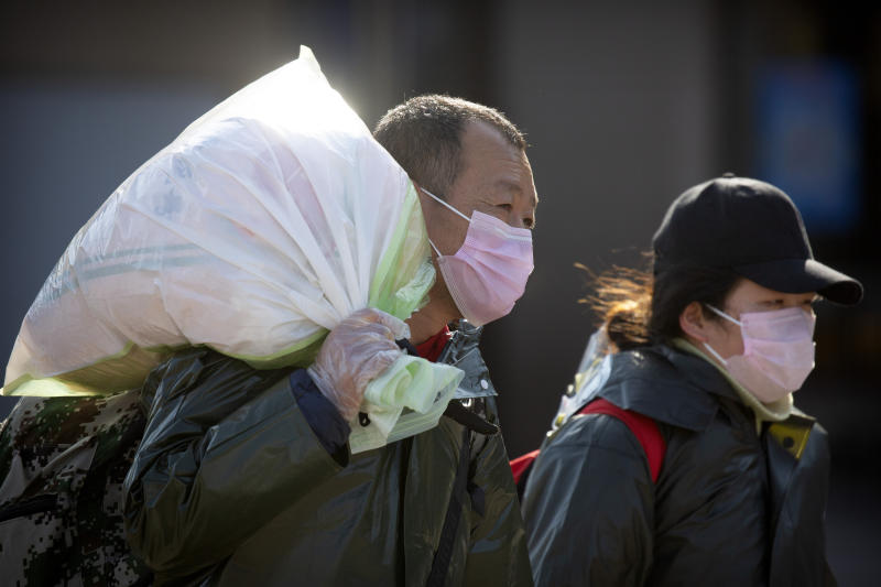 China Outbreak