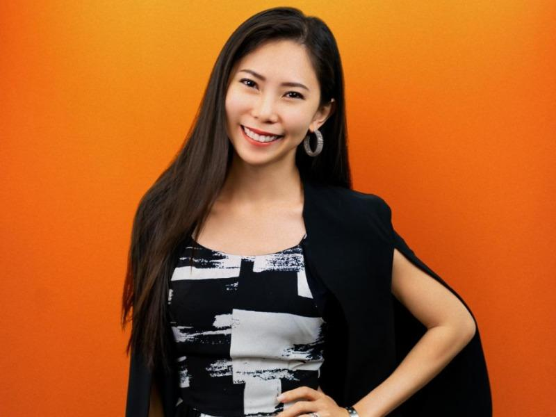 Rhonda Wong is co-founder and CEO of Ohmyhome. (PHOTO: Ohmyhome)