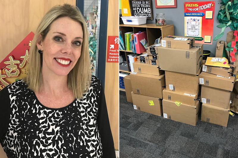 Stranger Launches Movement to Supply Classrooms After Arizona Teacher Posts Shocking Salary