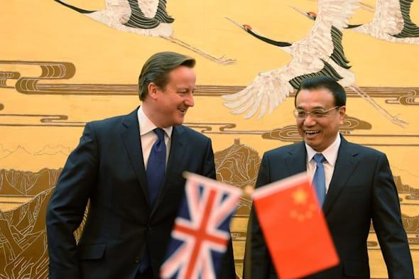 Osborne aims to boost Chinese trade
