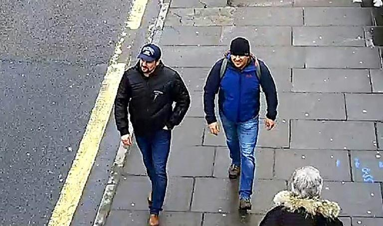 Investigations website Bellingcat helped unmask the Russian agents suspected of poisoning ex-spy Sergei Skripal (AFP Photo/HO)