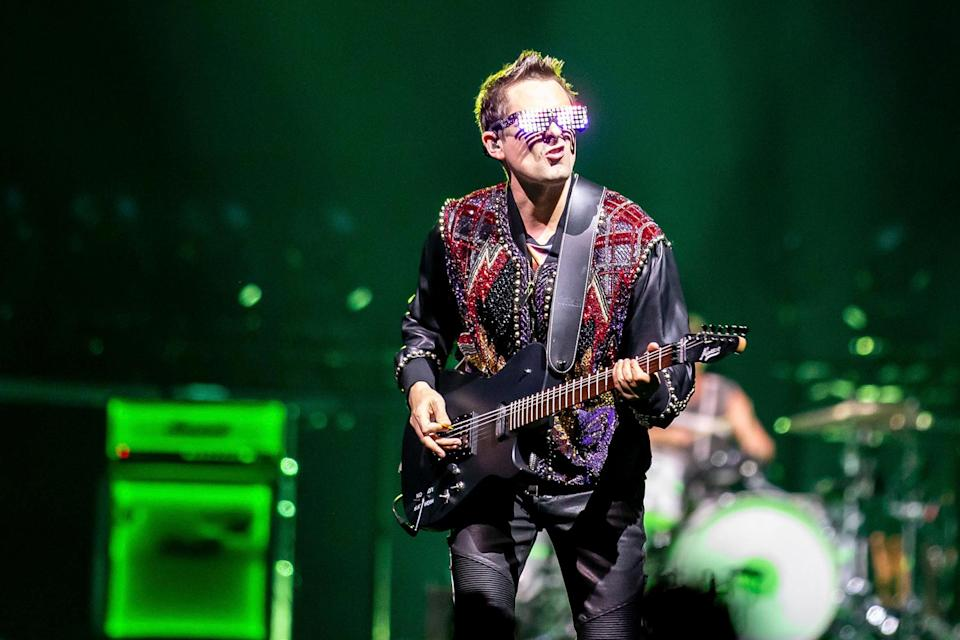 Muse In COncert - Credit: Ryan Fleisher/imageSPACE/MediaPunch/IPX/AP