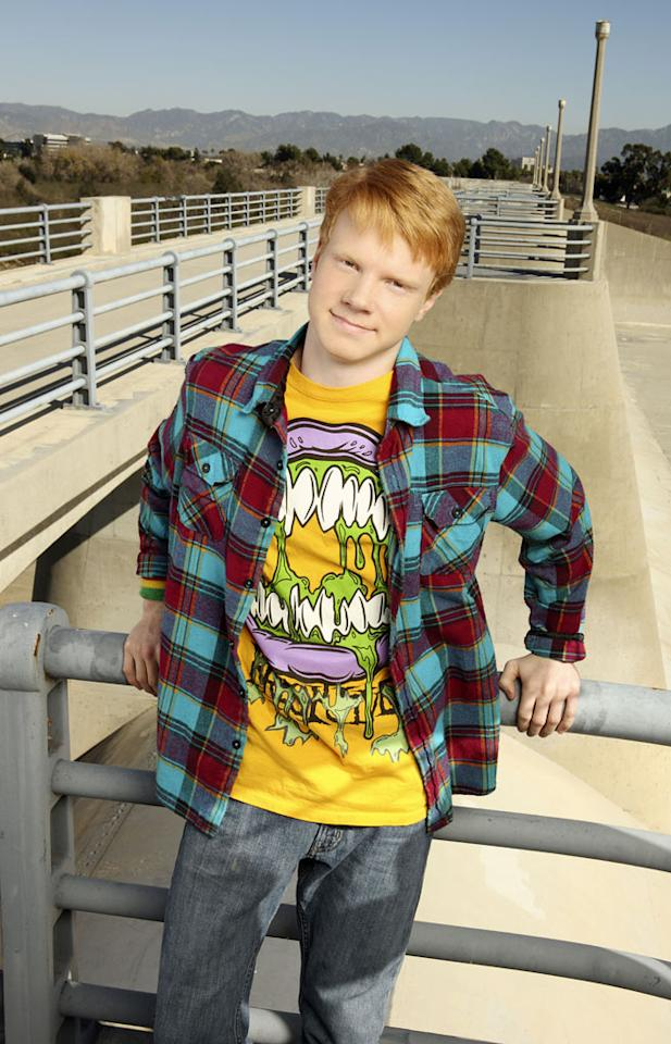"Adam Hicks stars as Luther on ""Zeke & Luther."""