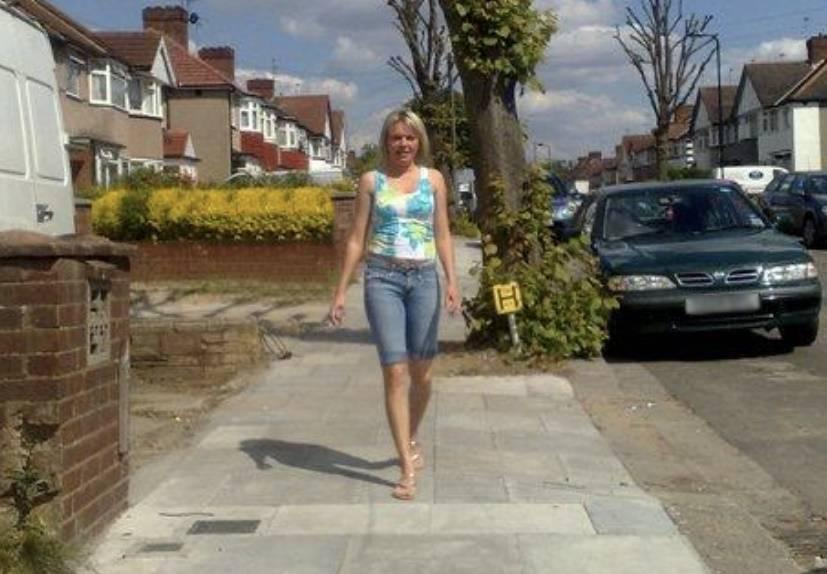 Joanna Borucka's body was found in a suitcase. (Met Police)