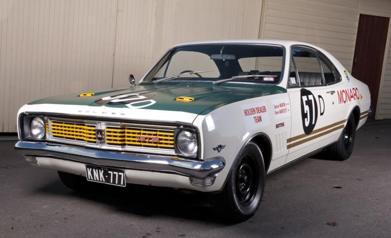 The Holden Dealer Team HT Monaro 57D. (Source: Supplied)