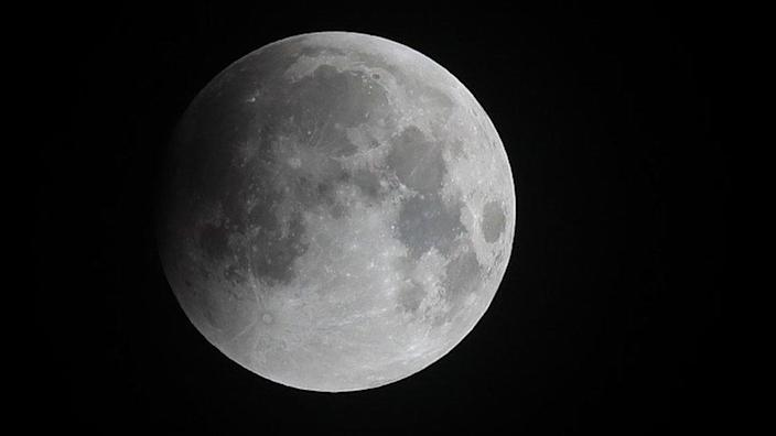 An image of the moon  - f156e3f7a8222a972ebff1cfcddc5620 - China and Russia to build lunar space station