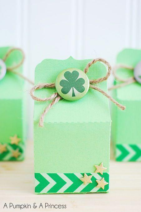 "<p>Make St. Paddy's special for your kids by crafting and filling these fun little treat boxes for them.</p><p><strong>Get the tutorial at <a href=""https://apumpkinandaprincess.com/st-patricks-day-treats-lifestyle-crafts-giveaway/"" rel=""nofollow noopener"" target=""_blank"" data-ylk=""slk:A Pumpkin and a Princess"" class=""link rapid-noclick-resp"">A Pumpkin and a Princess</a>.</strong></p><p><strong><a class=""link rapid-noclick-resp"" href=""https://www.amazon.com/Fun-Express-Green-Chevron-Stripes/dp/B013WLU6YS?tag=syn-yahoo-20&ascsubtag=%5Bartid%7C2164.g.35012898%5Bsrc%7Cyahoo-us"" rel=""nofollow noopener"" target=""_blank"" data-ylk=""slk:SHOP WASHI TAPE"">SHOP WASHI TAPE</a><br></strong></p>"