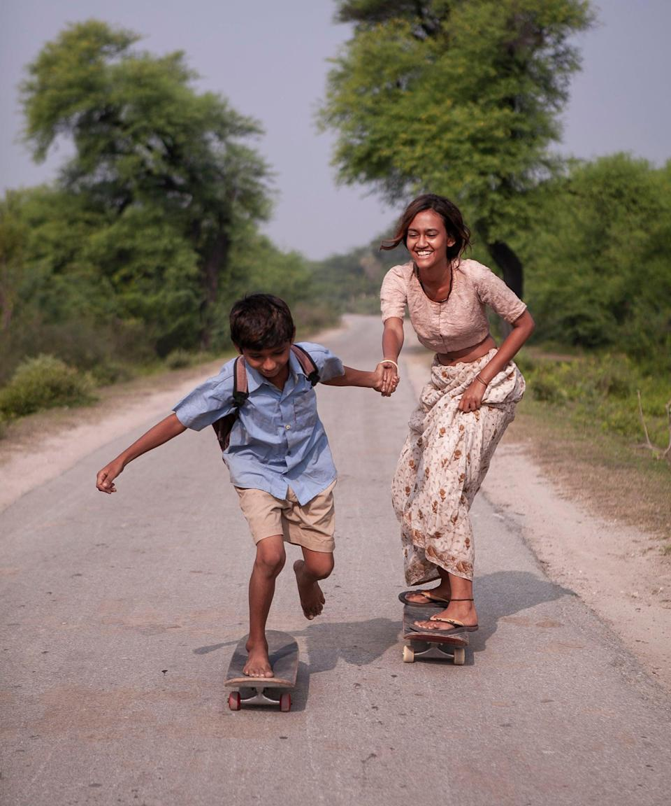 """<em><h2>Skater Girl</h2></em><br><strong>Release Date: </strong>June 11<br><br><em>Skater Girl </em>is a film about a teenager (Rachel Sanchita Gupta) in rural India who dreams of becoming a competitive skateboarder by faces struggles as she tries to achieve her goal. <span class=""""copyright"""">Photo: Courtesy of Netflix.</span>"""