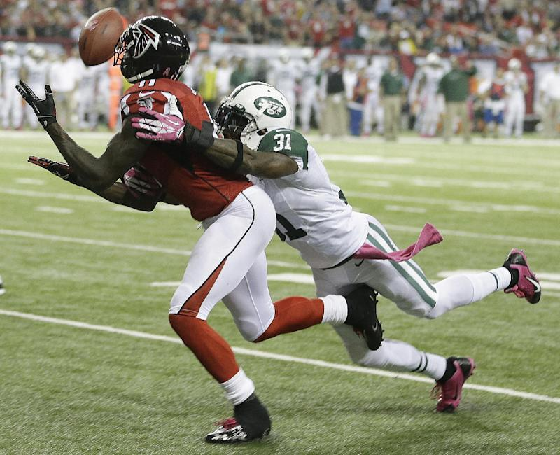 Jets' Cromartie questionable with knee injury
