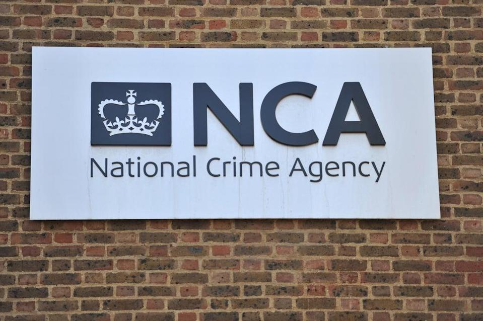 National Crime Agency officers have arrested a man in Northern Ireland (Nick Ansell/PA) (PA Archive)