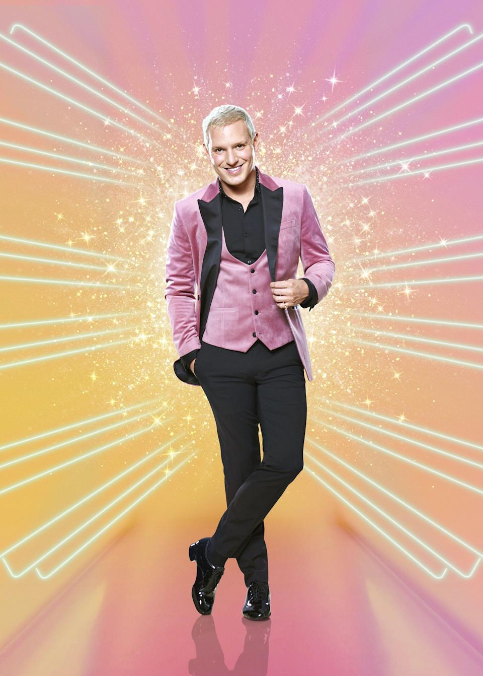 <strong>Jamie Laing<br /></strong>Reality star