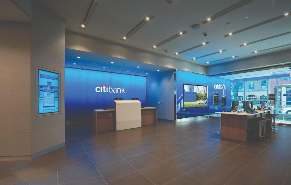 Federal Regulators Hit Citigroup With $400 Million Fine