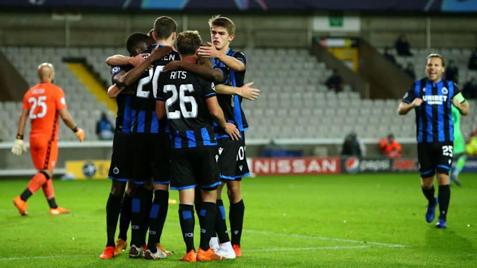 Club Brugge KV v SS Lazio: Group F - UEFA Champions League | Dean Mouhtaropoulos/Getty Images