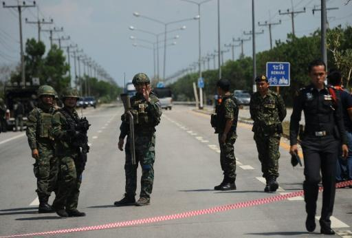 One dead, dozens wounded in Thai deep south car bomb: police