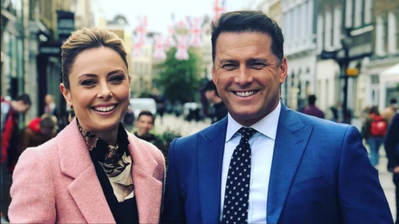 Karl Stefanovic and Allison Langdon have been the subject of speculation surrounding a possible pair to front the Today show. Photo: Instagram/AllisonLangdon
