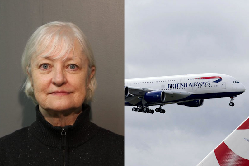 With No Boarding Pass or Passport, Woman Takes A Flight To London