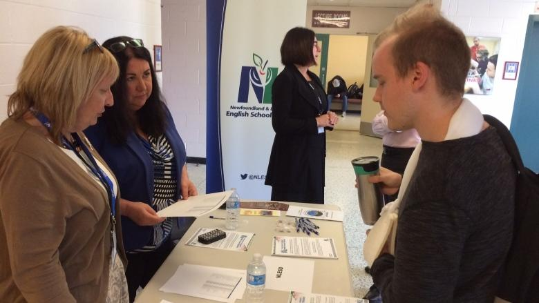 Want to find a teaching job in N.L.? French would be an asset