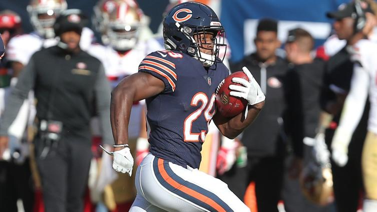 separation shoes 5da8f b8bd3 Tarik Cohen offers to take fantasy owner to a game after ...