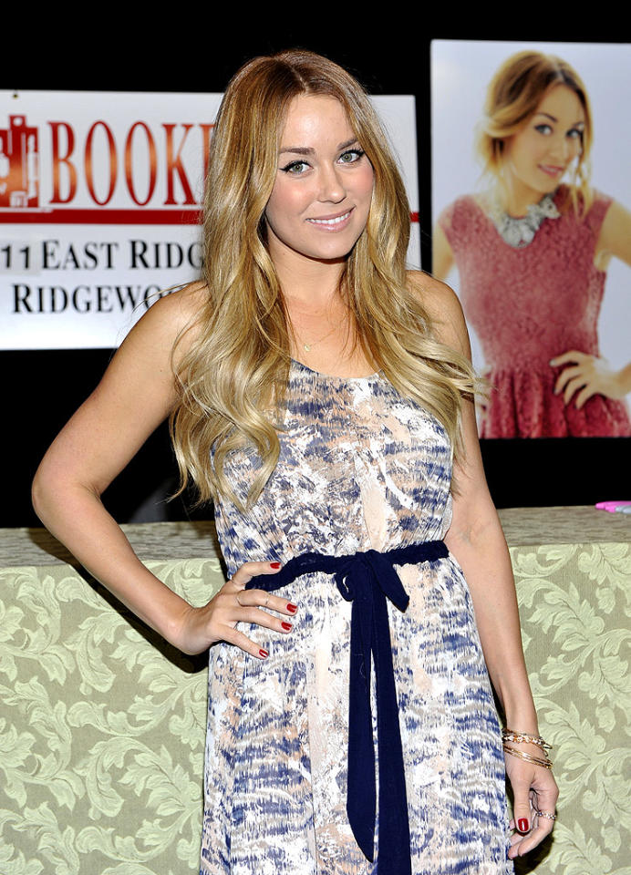"""Lauren Conrad, who first showed off her flirty and fun style on """"The Hills,"""" has turned her love of fashion into a career -- at least when she's not writing her next best-selling book! Conrad, 26, designs both LC by Lauren Conrad for Kohl's department stores and her new upscale line Paper Crown."""