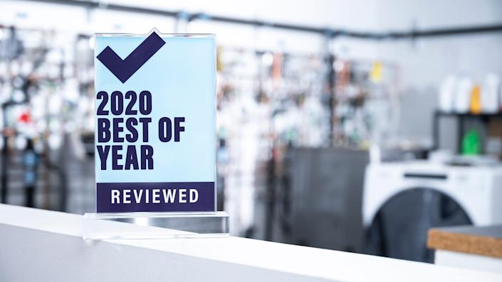 The Reviewed 2020 Best of Year awards