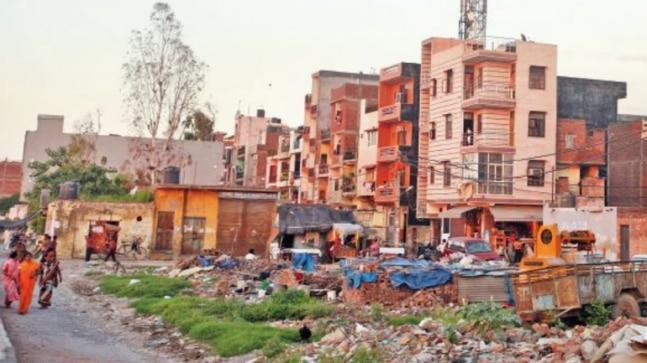 Centre-AAP's rush to regularise unauthorised settlements might change Delhi through massive infra and realty revamp.