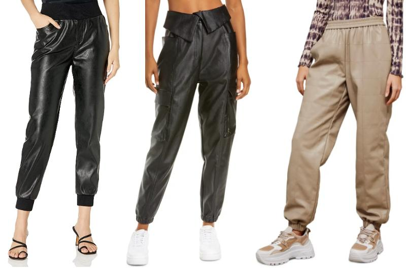 A stylist weighs in on why you'll want to add these faux-leather pants to your wardrobe immediately.