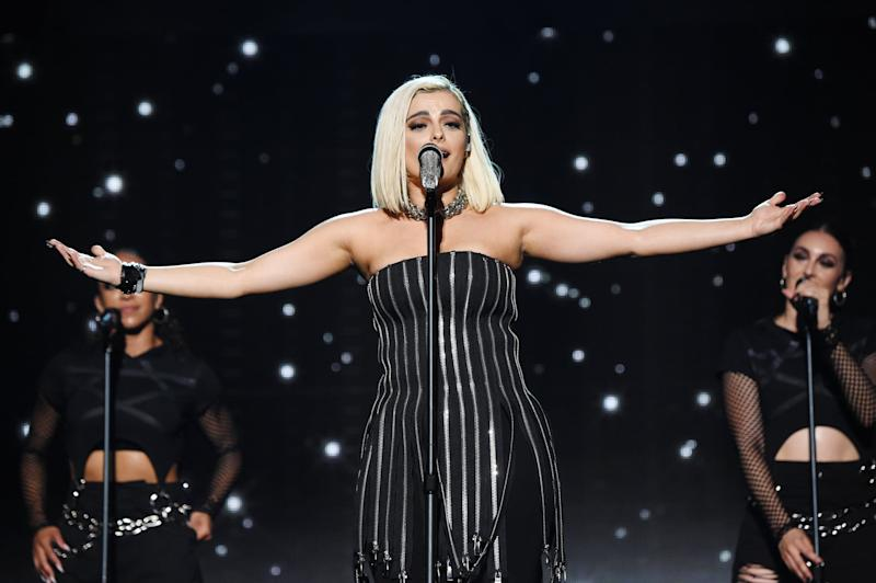 Bebe Rexha Raises Her Voice In New Song From Maleficent