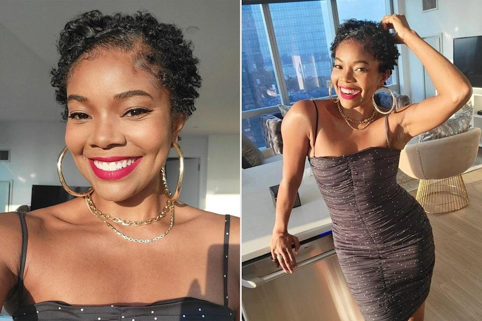 Gabrielle Union Reveals Her Cute Chopped 'Do as She Assures 'Things Are Gravy': 'It Hits Different'