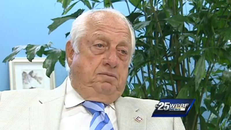 Tommy Lasorda Hopes V. Stiviano 'Gets Hit With a Car'