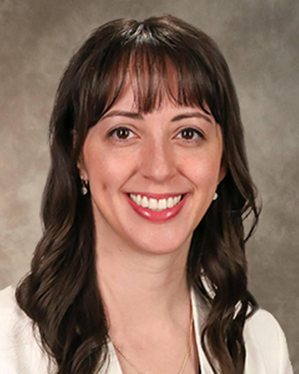 Dr. Katherine Lee, a primary care physician at Meritas Health Platte City.