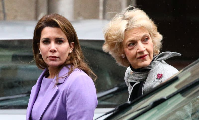 Dubai's ruler loses appeal to stop publication of judgments in UK court battle with ex-wife