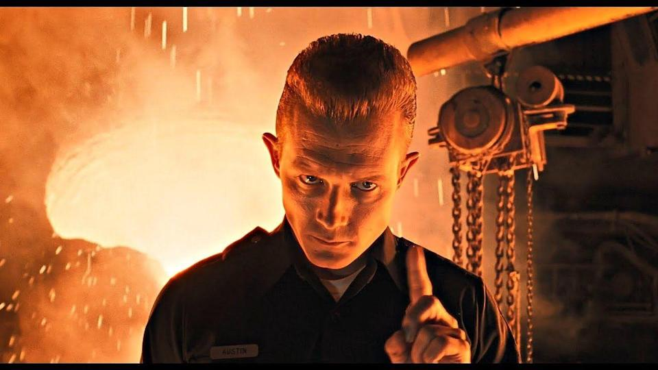 <p>Throughout film history, there's never been a villain that seemed as indestructible as Robert Patrick's liquid metal shapeshifter. Every time he seems like he's down for the count, he forms himself back together and keeps on killing.</p>