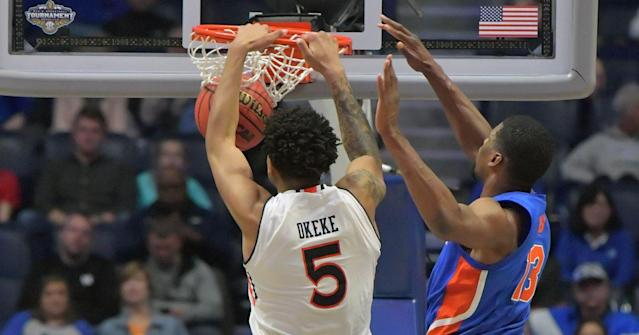 2019 NBA Draft: Magic select Chuma Okeke with the 16th pick