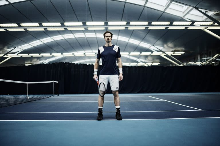 Andy Murray, the little warrior