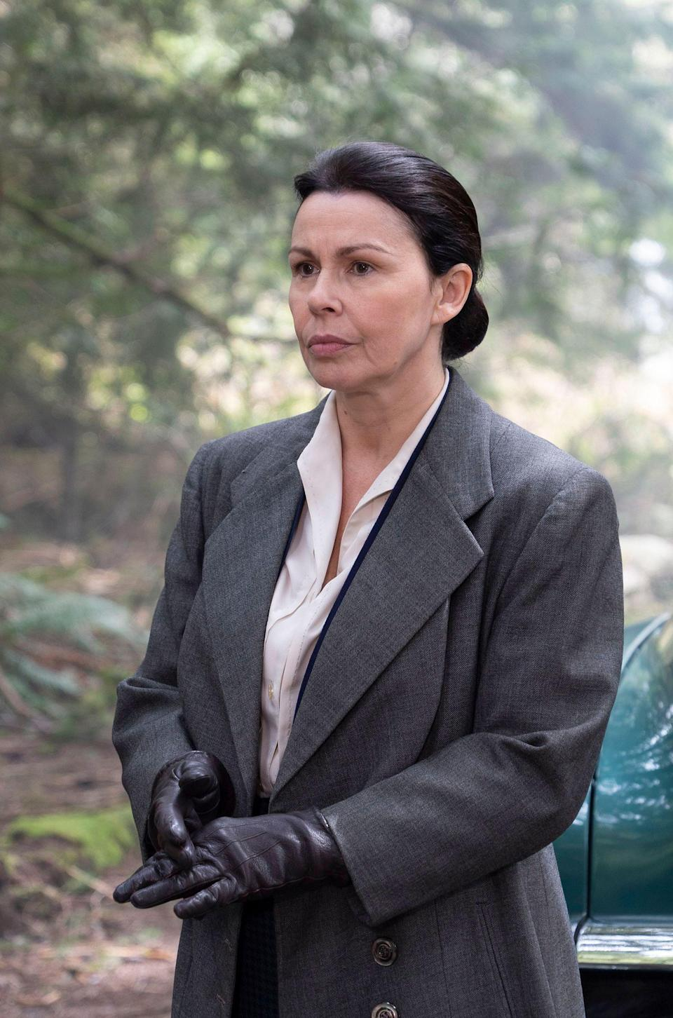 Julie Graham as Jean McBrian in ITV drama 'The Bletchley Circle' [Photo: Getty]