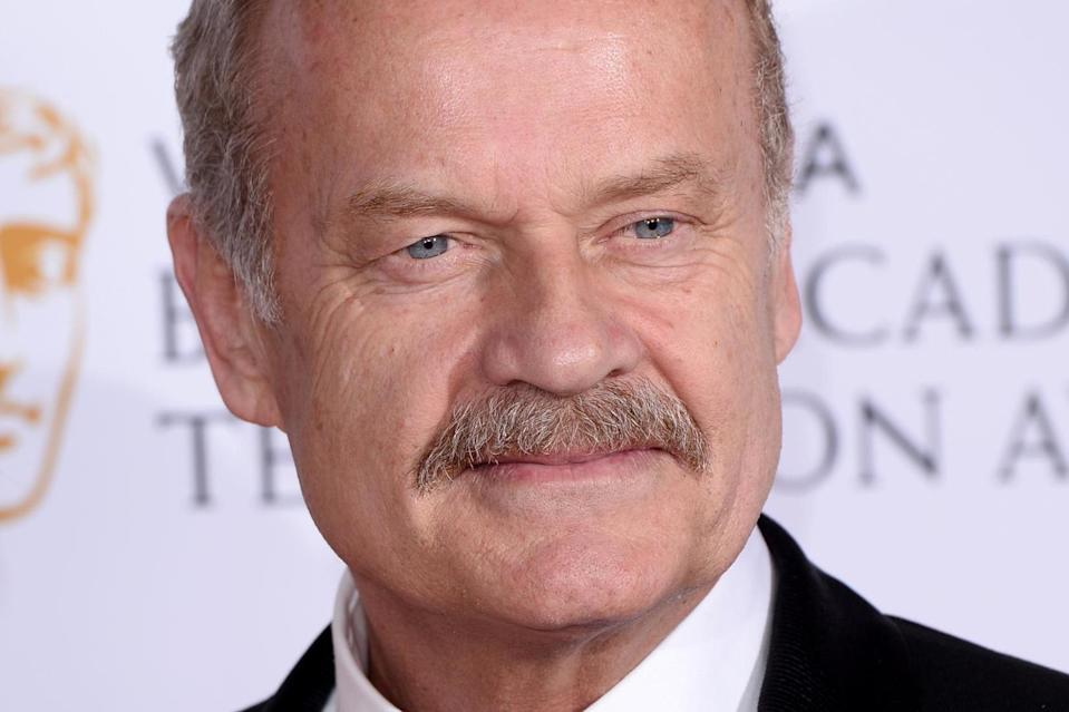Kelsey Grammer has played Frasier in three TV showsGetty Images
