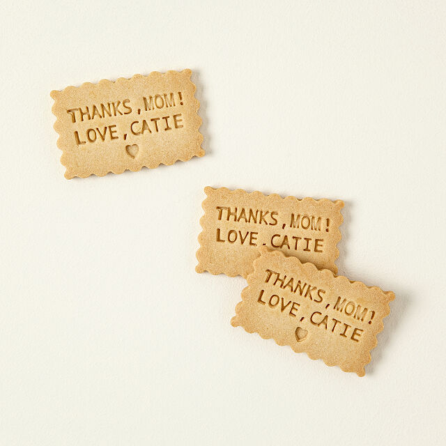 "<h2>Uncommon Goods Custom Message Shortbread Cookies</h2><br>Tell mom you love her with a box of sweet messages she can read and eat.<br><br><strong>Uncommon Goods</strong> Custom Message Shortbread Cookies, $, available at <a href=""https://go.skimresources.com/?id=30283X879131&url=https%3A%2F%2Fwww.uncommongoods.com%2Fproduct%2Fcustom-message-shortbread-cookies"" rel=""nofollow noopener"" target=""_blank"" data-ylk=""slk:Uncommon Goods"" class=""link rapid-noclick-resp"">Uncommon Goods</a>"