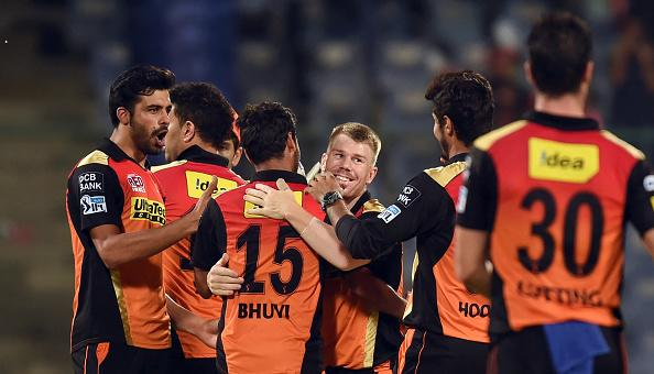 CRICKET-T20-IPL-IND-KOLKATA-HYDERABAD : News Photo