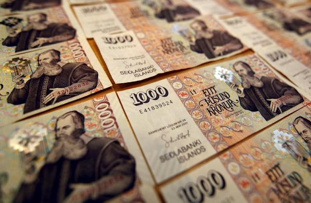 <p>No. 2: Iceland<br>Income tax: 26.9 per cent<br>(Reuters) </p>