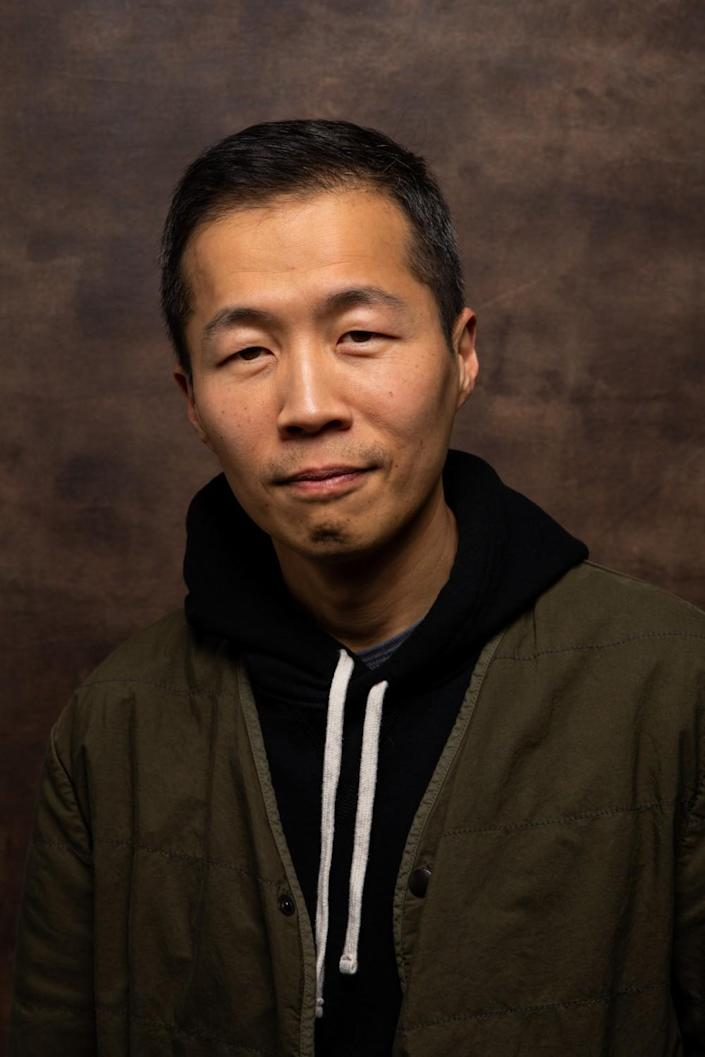 """Minari"" writer-director Lee Isaac Chung."