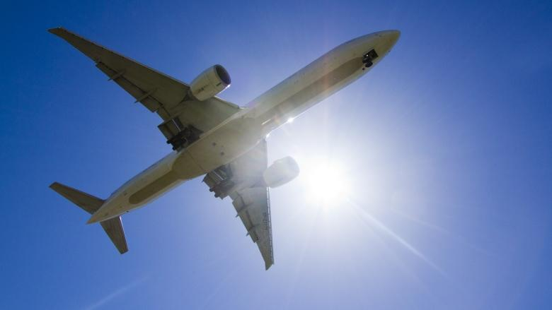 Increasingly wild weather could lead to rising air travel costs